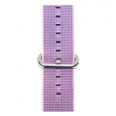Ремешок для Apple Watch Nylon Colour Band Purple 42/44mm