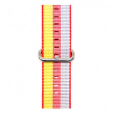 Ремешок для Apple Watch Nylon Colour Band Red 42/44mm
