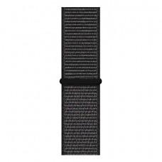 Ремешок для Apple Watch Sport Loop Regular Black 38/40mm