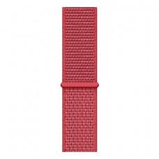 Ремешок для Apple Watch Sport Loop Regular Red 38/40mm