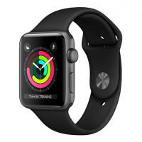 Apple Watch S3 Sport 42mm Space Gr Al/Bl