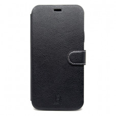 Чехол Baseus Simple Leather Case Black для iPhone XS/X