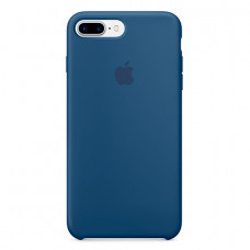 Чехол Apple Silicone Case Ocean Blue для iPhone 8 Plus/7 Plus