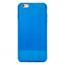 Чехол Silicone TPU Case Blue для iPhone 6S Plus/6 Plus