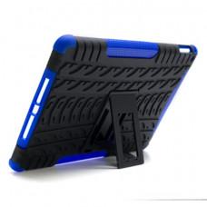 Чехол-накладка Protective Shell Cover Blue для iPad Air 2