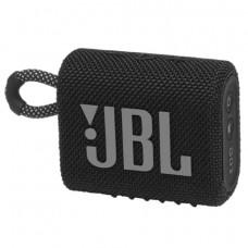 Портативная Bluetooth колонка JBL Go 3 Black