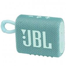 Портативная Bluetooth колонка JBL Go 3 Teal