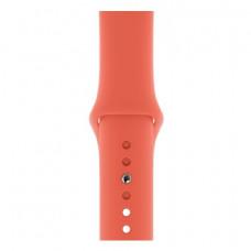 Ремешок для Apple Watch Sport Band Orange 42/44mm