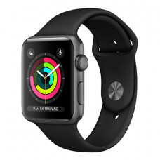 Apple Watch S3 Sport 38mm Space Gr Al/Bl