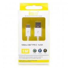 Кабель ISA USB - Type-C 1M