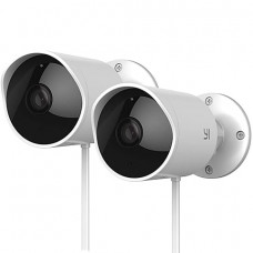 IP-камера YI Outdoor Camera Family Pack 2in1 1080p