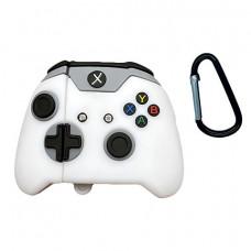 Силиконовый чехол c карабином для AirPods Xbox Controller