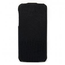 Чехол Classic Lichi Black для iPhone SE/5S/5