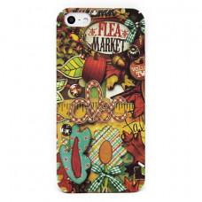 Чехол Kawos NT Market для iPhone SE/5S/5