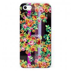 Чехол Kenzo Flowers для iPhone SE/5S/5
