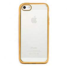 Чехол Royal Style Gold для iPhone SE/5S/5