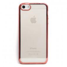 Чехол Royal Style Rose для iPhone SE/5S/5