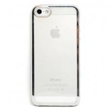 Чехол Royal Style Silver для iPhone SE/5S/5