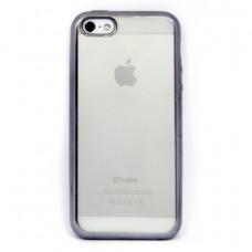 Чехол Royal Style Space Gray для iPhone SE/5S/5