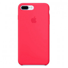 Чехол Silicone Case Pink для iPhone 8 Plus/7 Plus