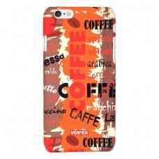 Чехол Vodex Coffee для iPhone 6S/6