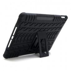 Чехол-накладка Protective Shell Cover Black для iPad Air 2