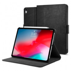 "Чехол-книжка Spigen Stand Folio Black для iPad Pro 12,9"" (2018)"