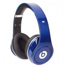 Полноразмерные наушники Studio Earphones Blue