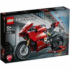 Конструктор LEGO Technic Ducati Panigale V4 R 646 деталей (42107)