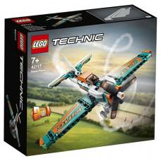 Конструктор LEGO Technic Гоночный самолёт 154 детали (42117)