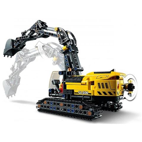 Конструктор LEGO Technic Тяжелый экскаватор 569 деталей (42121)