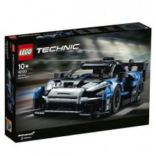 Конструктор LEGO Technic McLaren Senna GTR 830 деталей (42123)